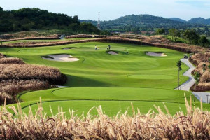 Гольф-клуб Siam Country Club Old Course в Паттайе