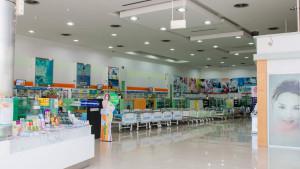 Обзор: Сеть аптек Fascino в Паттайе