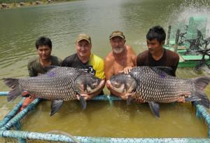 Обзор: озерная рыбалка в Паттайе