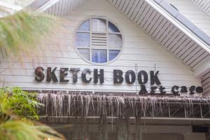 Арт-кафе Sketchbook в Паттайе