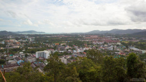 Смотровая площадка Као Ранг (Khao Rang Viewpoint) на Пхукете