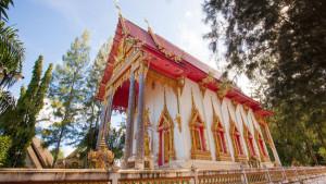 Храм Си Сунтон на Пхукете