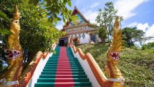 Храм Сирэ на Пхукете